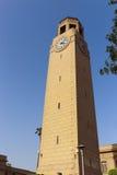 开罗大学 图库摄影