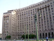 开罗宫殿s 免版税库存图片