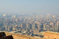 开罗市在埃及 库存图片