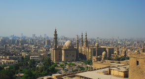 开罗市 免版税库存照片