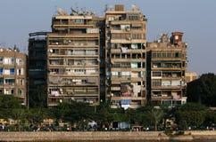 开罗摩天大楼 库存照片