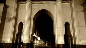 开罗歌剧院门 免版税库存照片