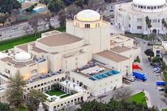 开罗歌剧院 免版税库存图片