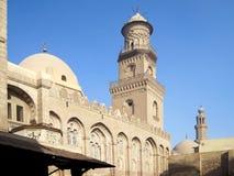 开罗清真寺 免版税库存图片