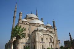 开罗清真寺 免版税图库摄影