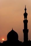 开罗清真寺 图库摄影