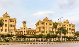 开罗省宫殿 免版税库存照片