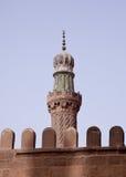 开罗老城堡清真寺 免版税库存照片