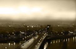 开罗老街道 库存照片