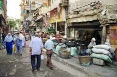开罗老镇埃及 免版税图库摄影