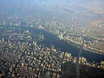 开罗视图 免版税库存图片