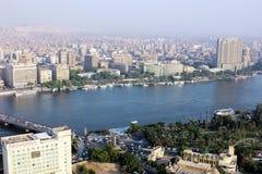 开罗视图 库存照片