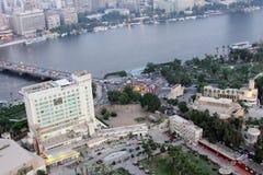 开罗视图 图库摄影