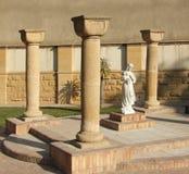 开罗详细资料夜间坟园时间 库存图片