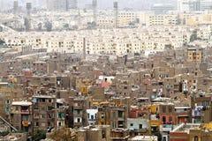 开罗邻里 库存图片