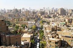 开罗邻里 免版税库存照片