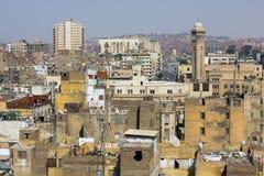 开罗都市风景 图库摄影