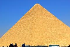 开罗,吉萨棉 免版税图库摄影