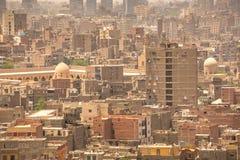 开罗,埃及都市风景  免版税库存照片