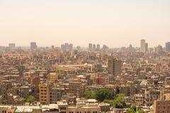开罗,埃及都市风景  库存照片