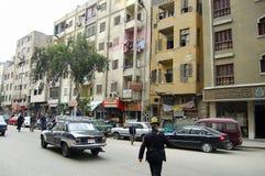 开罗,埃及- 2010年2月6日: 库存图片