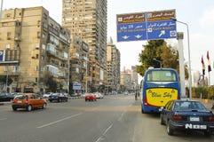 开罗,埃及- 2010年2月6日: 免版税库存照片
