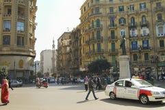 开罗,埃及- 2010年2月6日: 免版税图库摄影