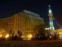 开罗,埃及- 2008年11月9日:开罗市中心。 免版税库存照片
