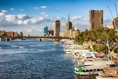 开罗,埃及2012年 库存照片