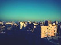 开罗,我的城市 免版税库存图片