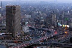 开罗hilton 免版税库存照片