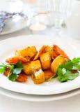 开胃和健康素食食物 免版税图库摄影