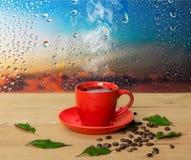 开胃咖啡 免版税库存图片