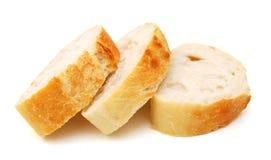 开胃嘎吱咬嚼的外壳面包 库存照片