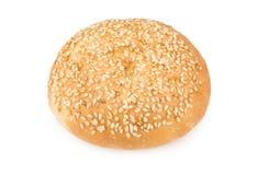 开胃小圆面包洒与芝麻籽 免版税库存照片