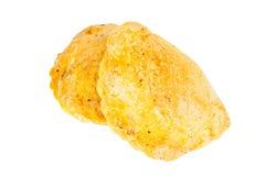 开胃小圆面包 免版税库存照片