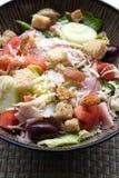 开胃小菜主厨沙拉 免版税库存照片