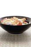 开胃小菜主厨沙拉 免版税库存图片