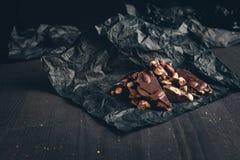 开胃巧克力 免版税库存照片