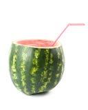 开胃新鲜的瓜水 免版税库存图片