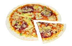 开胃新鲜的薄饼2 免版税库存照片