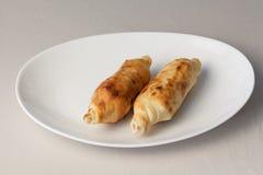 开胃烘烤用乳酪 库存图片