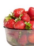 开胃草莓 图库摄影