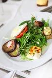 开胃菜火箭种类 库存图片