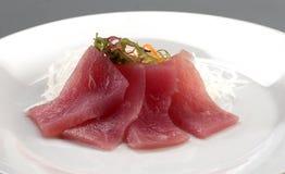 开胃菜生鱼片 免版税库存图片