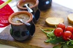 开胃菜用西红柿 图库摄影
