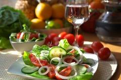 开胃菜素食主义者 免版税库存图片
