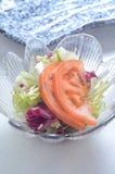 开胃菜蕃茄沙拉 免版税图库摄影