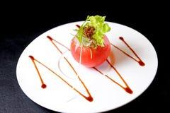 开胃菜蕃茄 免版税库存图片