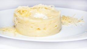 开胃菜,沙拉,第一和第二条路线,汤 免版税库存图片